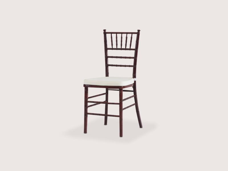 Cadeira Tyffani Tabacco