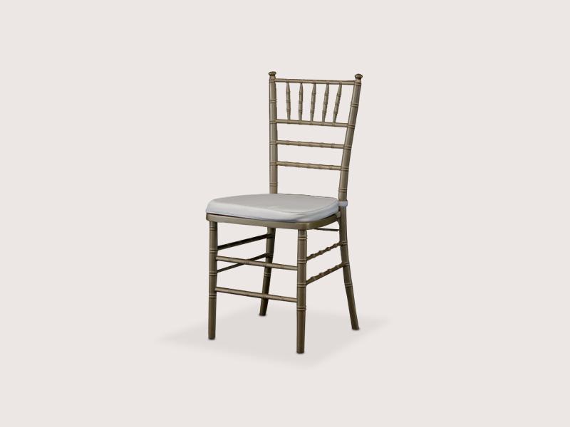 Cadeira Tyffani Dourada