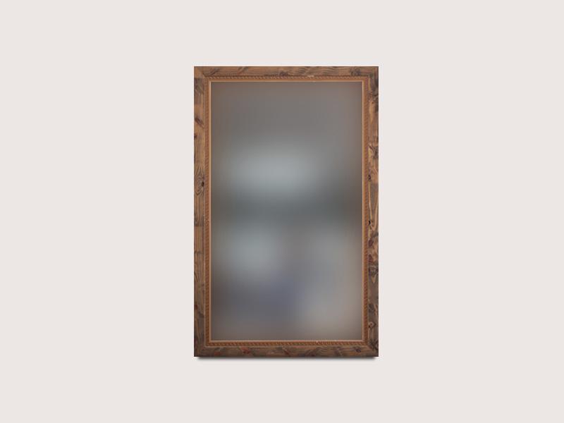 Espelho Rústico