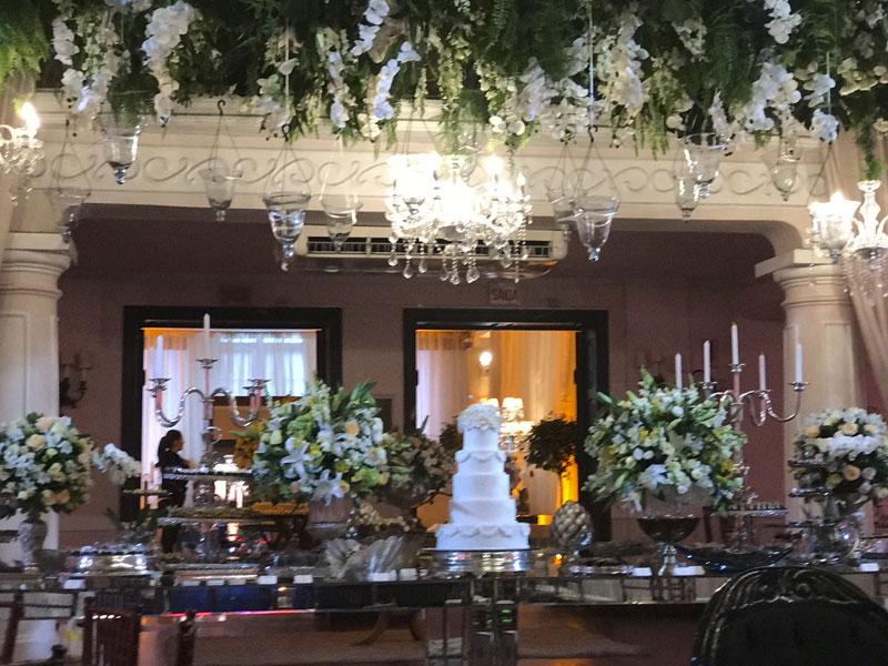Making of – Casamento Harmonia Lyra flores brancas e verdes