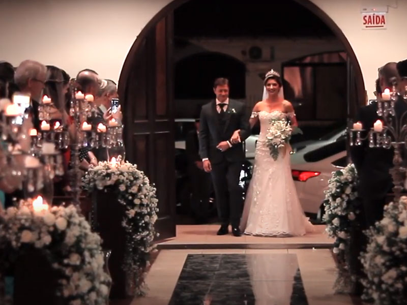 Making of – Casamento Tênis Club